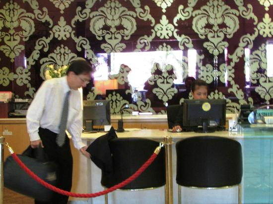 亞庇凱城酒店照片