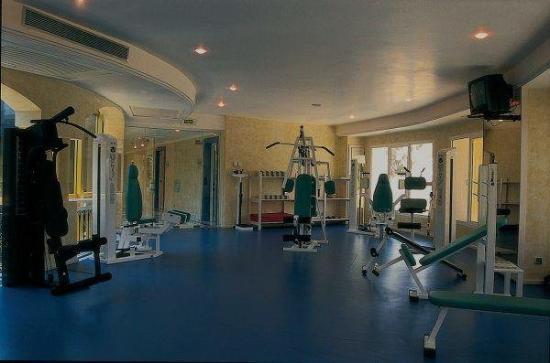 Hasdrubal Thalassa Hotel & Spa Port El Kantaoui: Fitness