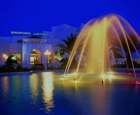 Hasdrubal Thalassa Hotel & Spa Port El Kantaoui: Fa Ade