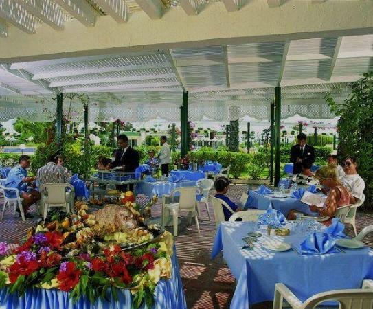 Hasdrubal Thalassa Hotel & Spa Port El Kantaoui: Restaurant