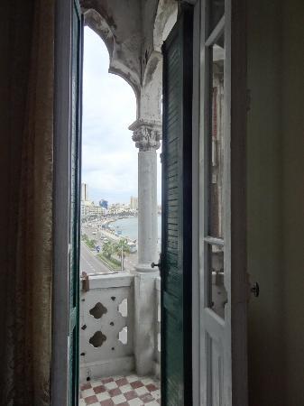Egypt Hotel: Balcony