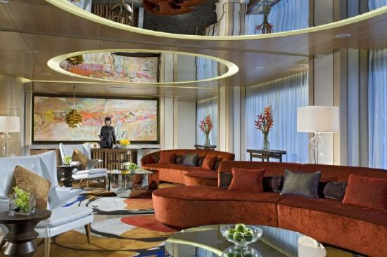 أسكوت رافلز بليس سنجافورة: Lobby/Reception