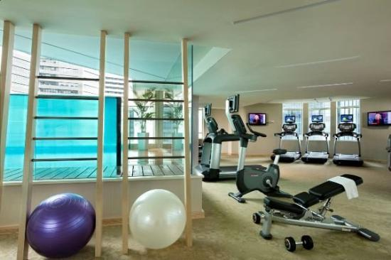 Ascott Raffles Place Singapore: Gym