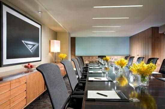 Ascott Raffles Place Singapore: ASRPMeeting Room LR