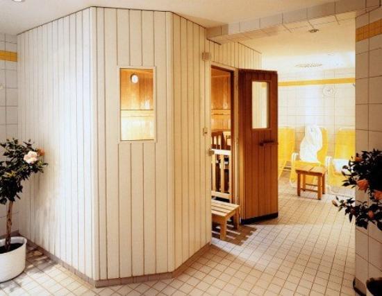 Sachsenpark-Hotel: Sauna