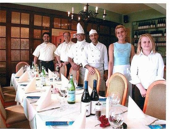Rheinhotel Bellavista: Restaurant
