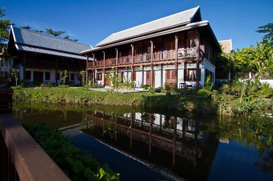 Sanctuary Luang Prabang Hotel : Deluxe Building