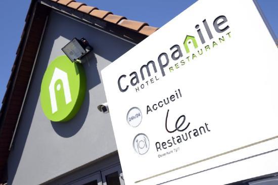 Campanile Marseille - Vitrolles Anjoly : Exterior View