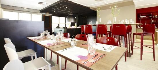 Campanile Marseille - Vitrolles Anjoly : Restaurant