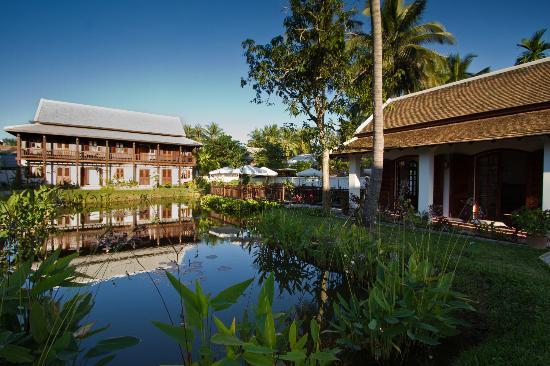 Sanctuary Luang Prabang Hotel : Morning Light