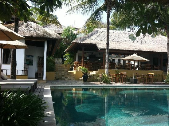 Batu Karang Lembongan Resort & Day Spa: restaurant
