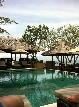 Batu Karang Lembongan Resort & Day Spa: main pool
