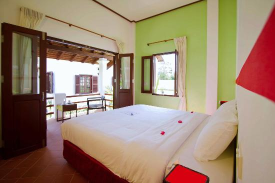 Sanctuary Luang Prabang Hotel : Superior Room
