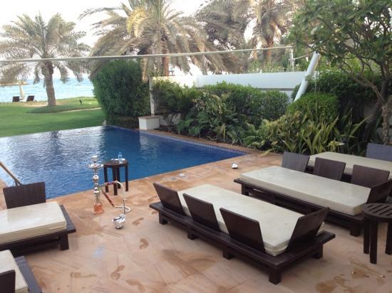 villa - Picture of The Ritz-Carlton, Bahrain, Manama