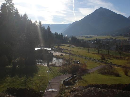 Landhotel Reiterhof: wundervolle Aussicht und Umgebung