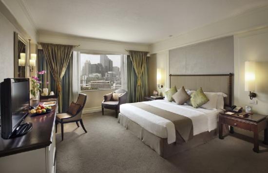 โรงแรมดุสิตธานี กรุงเทพ: Superior King