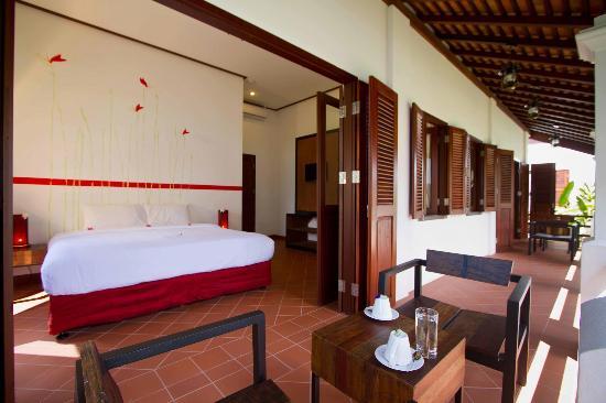 Sanctuary Luang Prabang Hotel : Superior