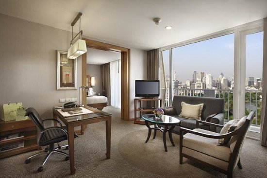Dusit Thani Bangkok: Executive Suite