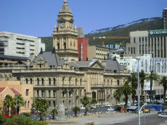 Cape Town Seamore Express Tours and Guesthouse: Cape Town City Tour - with Seamore-Express Tours and Guesthouse