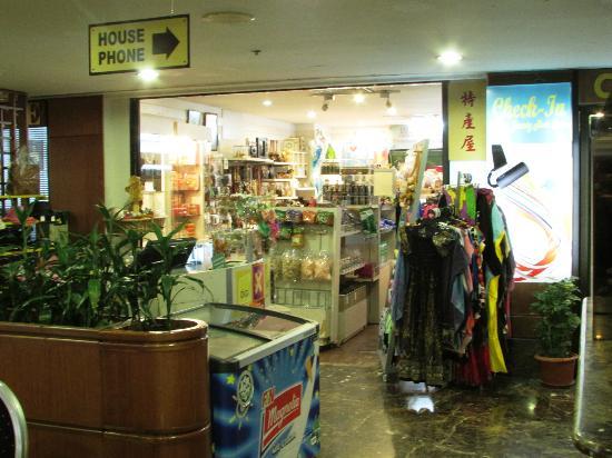 Promenade Hotel: A DrugStore