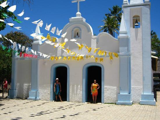 Tivoli Ecoresort Praia do Forte: Vila da Praia do Forte