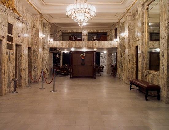 Hotel OK: Lobby View