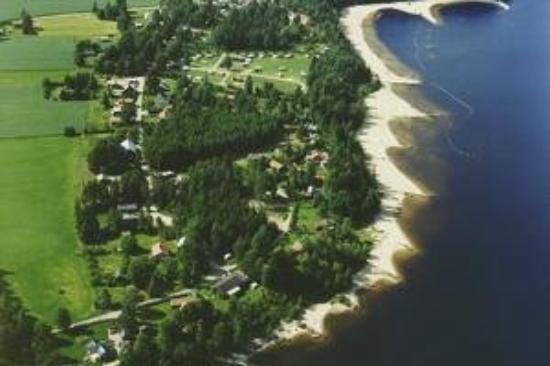Orbaden Konferens & Spa: Aerial View