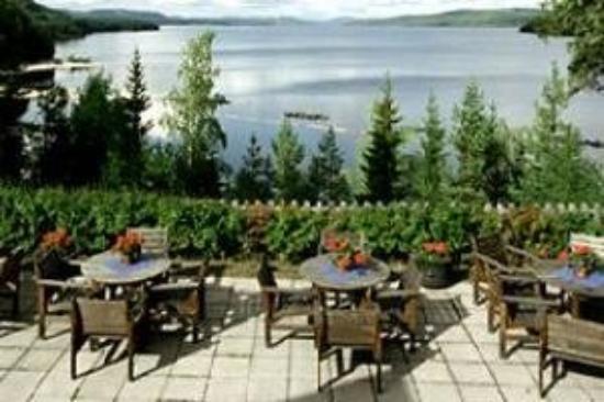 Orbaden Konferens & Spa : Dining
