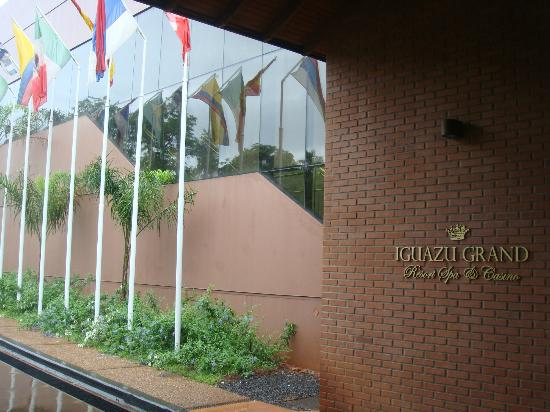 Iguazu Grand Resort, Spa & Casino: frente
