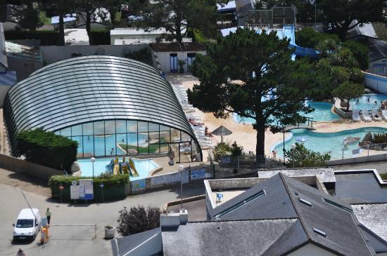 Camping Le Moteno : piscine