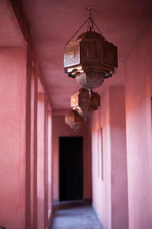 Kasbah Omar : hallway