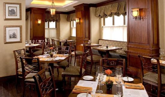 Hotel Plaza Grande: Cafe Plaza Grande
