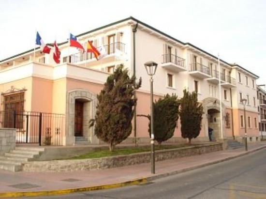 Francisco de Aguirre Hotel : Exterior