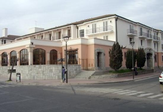 Francisco de Aguirre Hotel : Portada