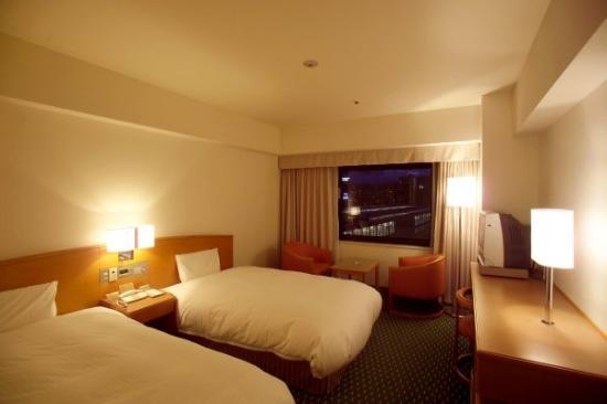 Hotel Granvia Hiroshima: Guest Room