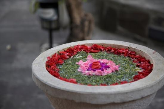 Kuta Seaview Boutique Resort & Spa: flowers