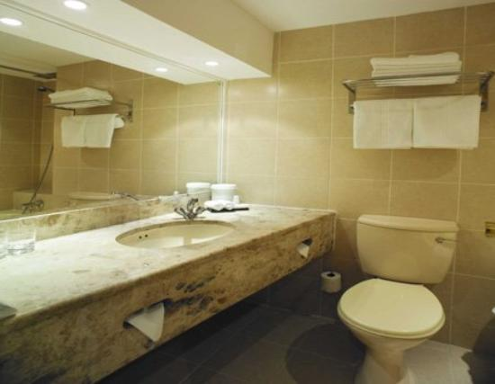 Garden Court O.R. Tambo International Airport: Bathroom TIF