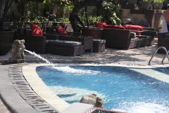 Kuta Seaview Boutique Resort & Spa: pool