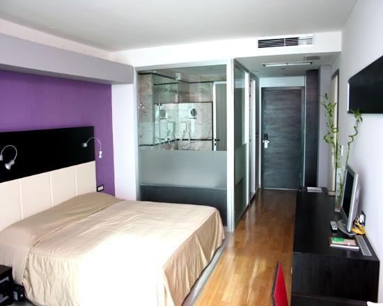 هوتل سان أنطونيو: Guest Room