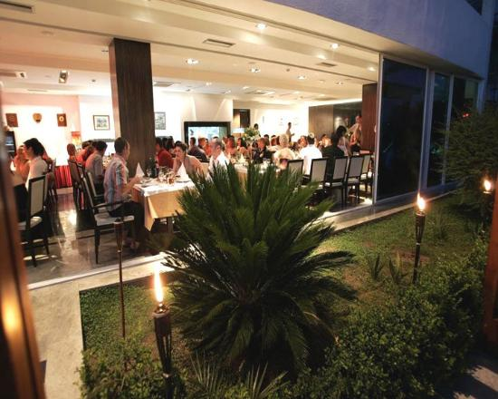 Hotel San Antonio: Restaurant