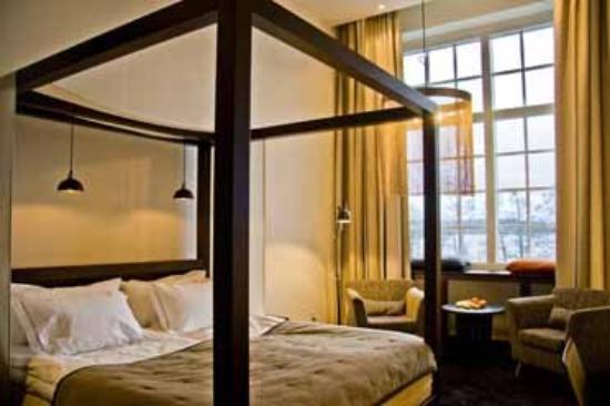 Naas Fabriker Hotel och Restaurang : Standard Room