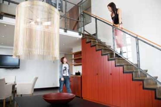 Naas Fabriker Hotel och Restaurang: Suite
