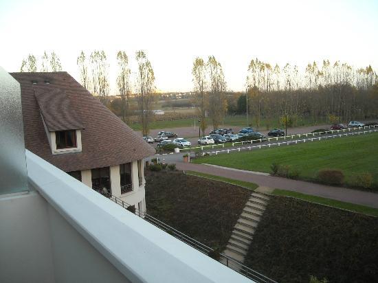 Best Western Hotel L'Oree: Vue