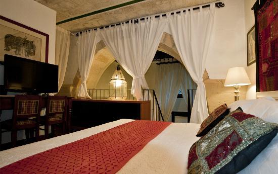 B&B Dei Due Portoni: La nostra suite su due livelli - livello superiore