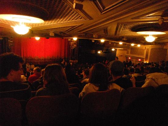 View From Rear Mezzanine Photo De Majestic Theatre New