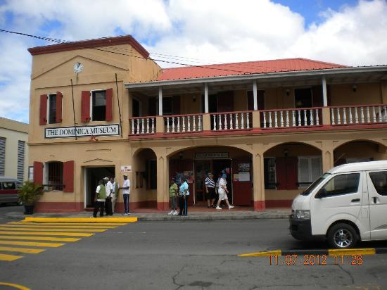 Roseau Museum : Museum of Dominica