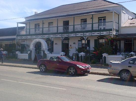 Swartberg Hotel: Hotel