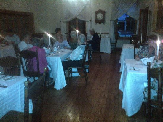 Swartberg Hotel: Dining room