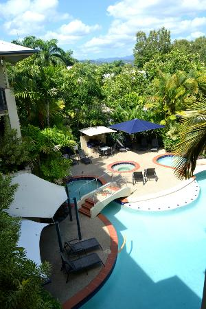 Meridian Port Douglas: View from balcony