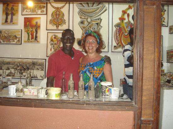 Lookea Royal Baobab: l'artiste du club